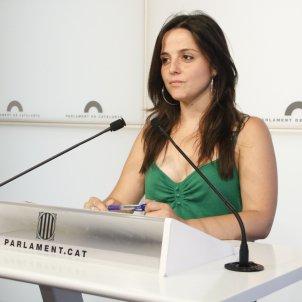 Maria Sirvent diputada CUP Parlament - ACN