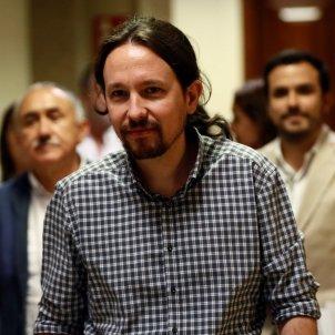 Pablo Iglesias Podemos - Efe