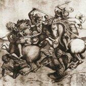 Batalla d'Anghiari (Miquel Àngel)