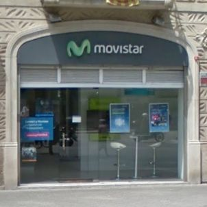 Movistar google maps