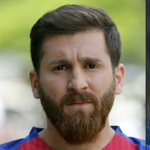 Messi fals @rezaparastesh