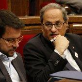 Torra Aragonès Parlament ACN