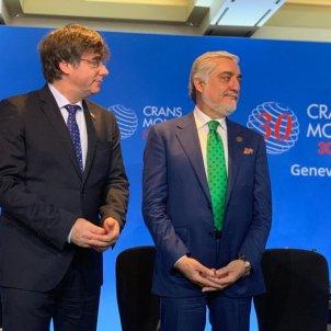 Carles Puigdemont Ginebra