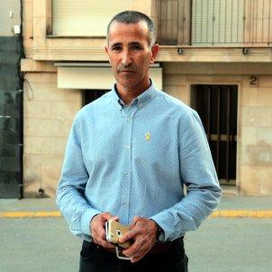 Alcalde Alcarràs ERC Miquel Serra - ACN