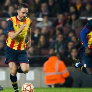 Foto seleccio catalana futbol FCF
