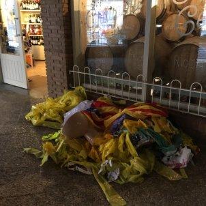 llaços grocs escombraries ACN