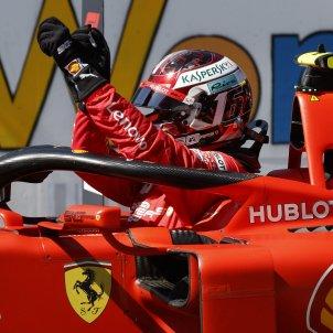 Leclerc GP Austria Ferrari EFE