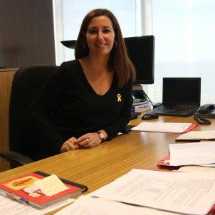 Georgina Oliva, secretaria infancia i adolescencia ACN