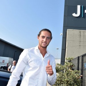 Rabiot Juventus EFE