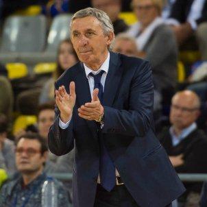 Svetislav Pesic FC Barcelona