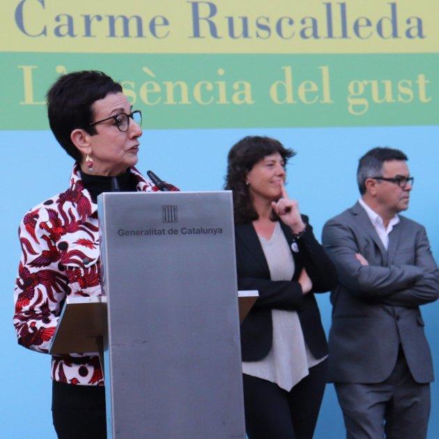 Ruscalleda inauguracio