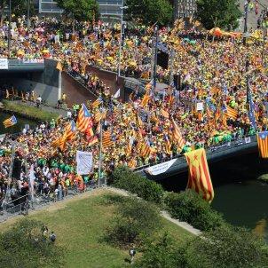 Manifestacio Estrasburg - ACN