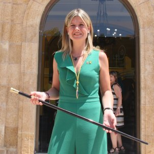 Noemí Llauradó, presidenta de la Diputació de Tarragona ACN