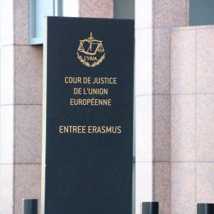 TJUE tribunal justicia unio europea luxemburg - acn