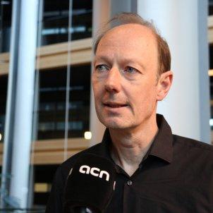 Eurodiputat alemany Martin Sonneborn - ACN