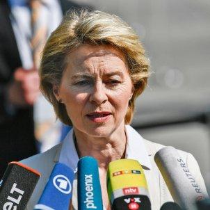 Ursula von der Leyen presidenta Comissió europea - Efe