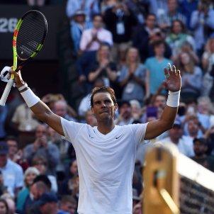 Rafa Nadal Wimbledon EFE