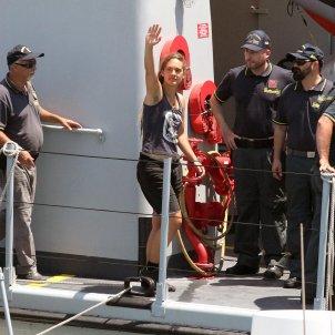 Carola Rackete Sea Watch ONG EFE