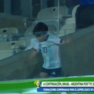 Mateo Messi @TyCSports
