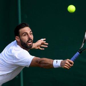 Marcel Granollers Wimbledon EFE