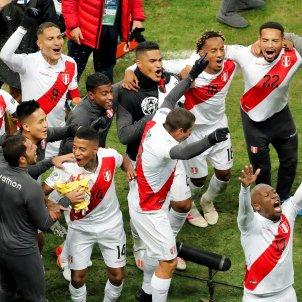 Peru Xile Copa America EFE