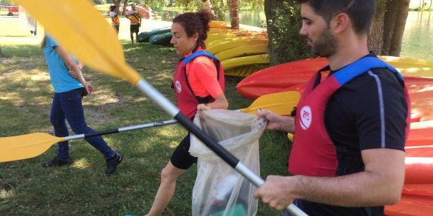 canoa plàstic - Endesa