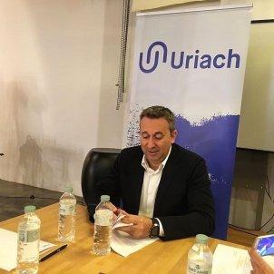 uriach oriol segarra EUROPAPRESS