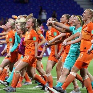 Holanda Mundial Femeni EFE