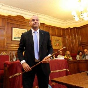Jaume Oliveras alcalde Masnou