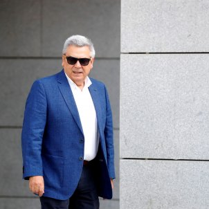 Julio Corrochano excap seguretat BBVA EFE