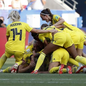 Suècia Mundial França femení EFE