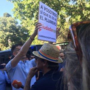 Pride Madrid 2019   increpen Ciutadans