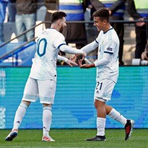 Messi Dybala Argentina Xile Copa Amèrica EFE
