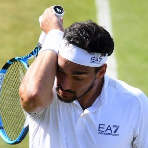 Fognini Wimbledon EFE