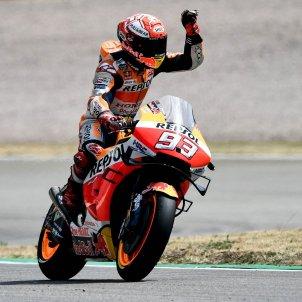 Marc Márquez Sachsenring Alemanya MotoGP EFE