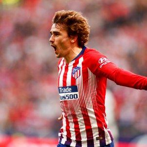 Antoine Griezmann Atlètic Madrid Europapress