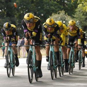 Equip Jumbo Tour França EFE