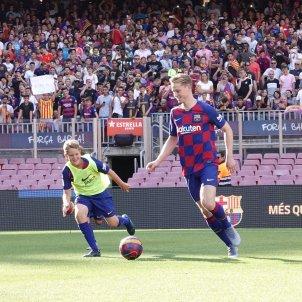 Barça - Frenkie de Jong - Laia Hinojosa