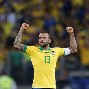 Dani Alves Brasil EFE