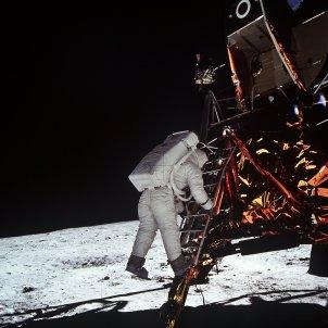 Aldrin baixa a la lluna NASA
