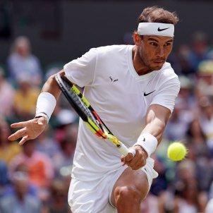 Rafa Nadal Sousa Wimbledon EFE