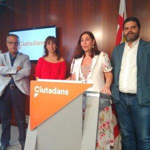 EuropaPress 2257362 Luz Guilarte Celestino Corbacho Paco Sierra y Marilén Barceló