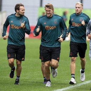 De Ligt Ajax @AFCAjax