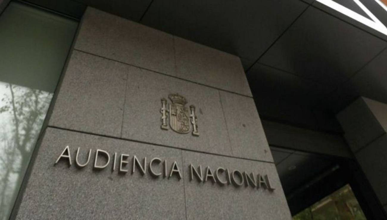 audiencia nacional EFE