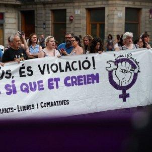 manifestació feminista - @bcn_ajuntament