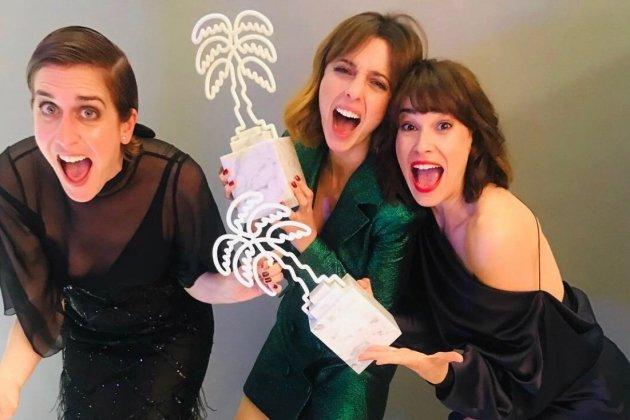Adolescente viciosa en un envidiable trio