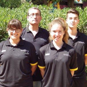 Selecció Catalana Bowling Six