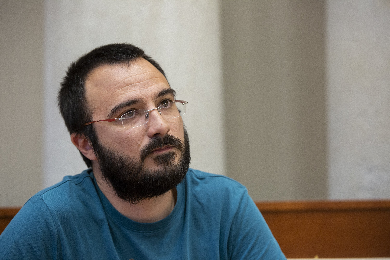 Albert Botran CUP - Sergi Alcàzar