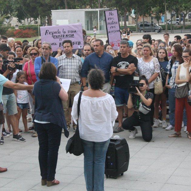 Manifestació Cambrils - ACN