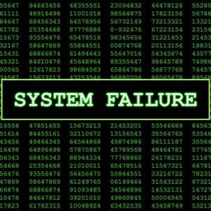 fallada de sistema system failure